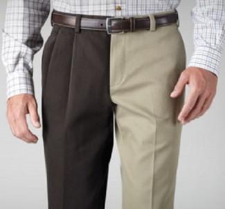 Pleated versus Flat Front Pants